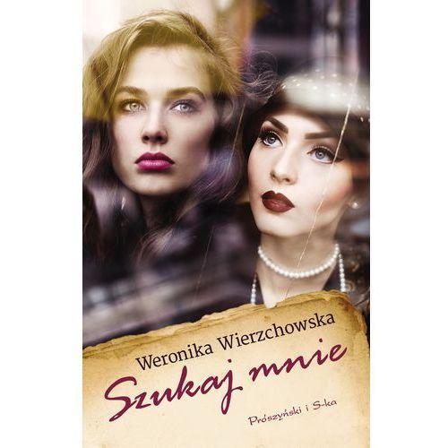 Szukaj mnie, książka z kategorii Romanse, literatura kobieca i obyczajowa