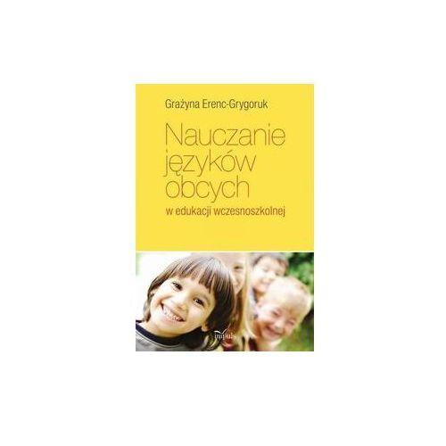 Nauczanie języków obcych w edukacji wczesnoszkolnej (2013)