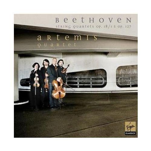 STRING QUARTETS OP. 18/1 AND OP.127 - Artemis Quartet (Płyta CD) (5099962865906)