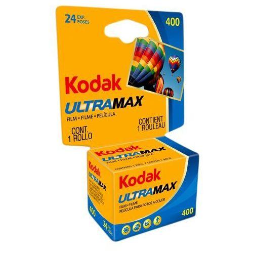 ultra max 400/24 marki Kodak