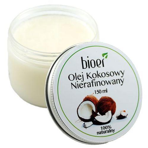 Olej kokosowy nierafinowany - 150ml - marki Bioer
