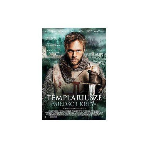 Templariusze. Miłość i krew (DVD) - Peter Flinth OD 24,99zł DARMOWA DOSTAWA KIOSK RUCHU (5903560919803)