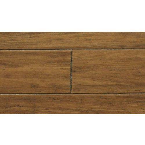 Karmel Java- Deska Bambusowa- WILD WOOD-uniclick ze sklepu Hurtownia Podłogi Drzwi