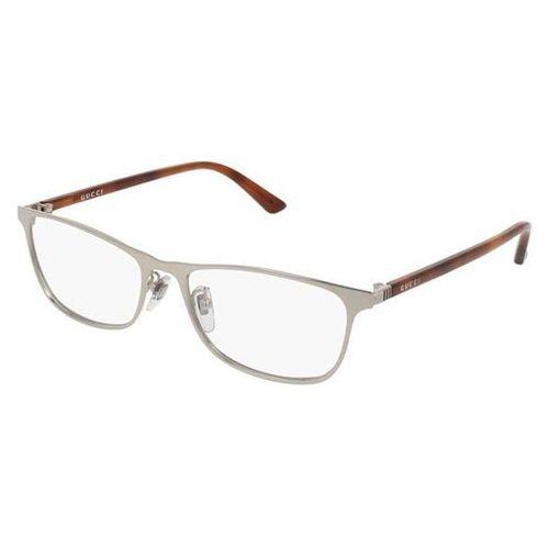 Gucci Okulary korekcyjne gg0133oj 004