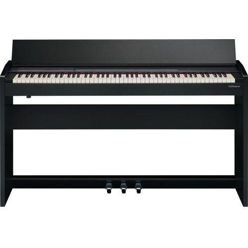 f-140r cb czarne pianino cyfrowe marki Roland