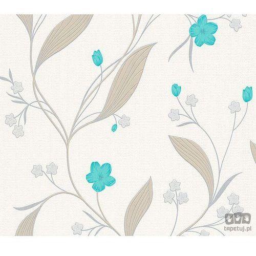 Tapeta ścienna w kwiaty New Orleans 30393-3 AS Creation, 30393-3