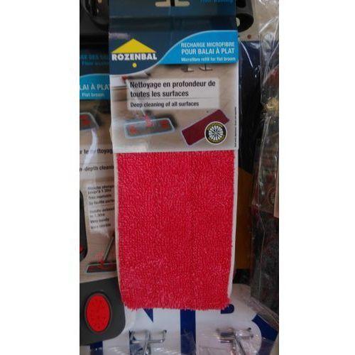 Rozenbal Wkład Do Mopa Maxinett Pro Chenille czerwony - sprawdź w Świat czystości