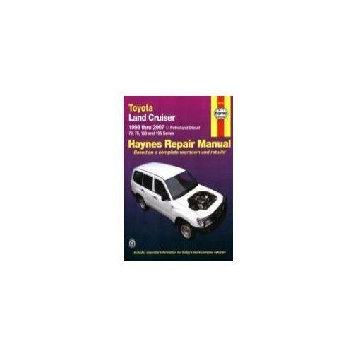 Toyota Landcruiser Service and Repair Manual (9781563928826)