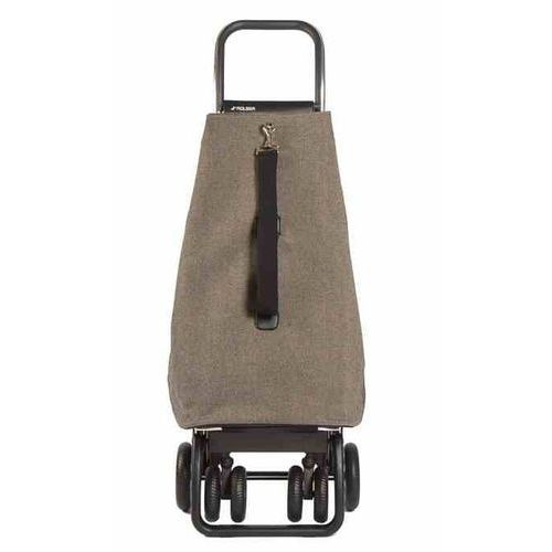 Wózek zakupowy składany Rolser Logic Tour EcoMaku granito (wózek na zakupy)