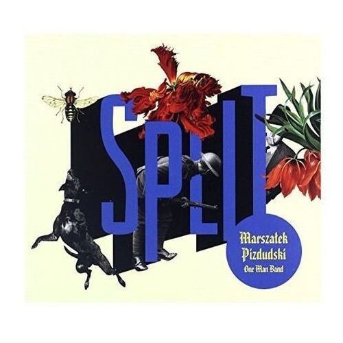 Split (CD) - Marszałek Pizdudski One Man Band, KK101