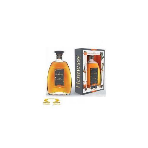 Koniak hennessy fine de cognac eoy gift box 0,7l marki Jas hennessy & co.