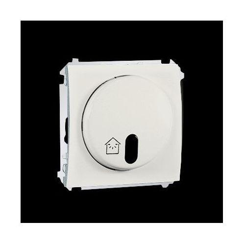 Kontakt-simon Ściemniacz zdalnie sterowany z symulatorem obecności (moduł), 60–500 w, 230v~; ecru