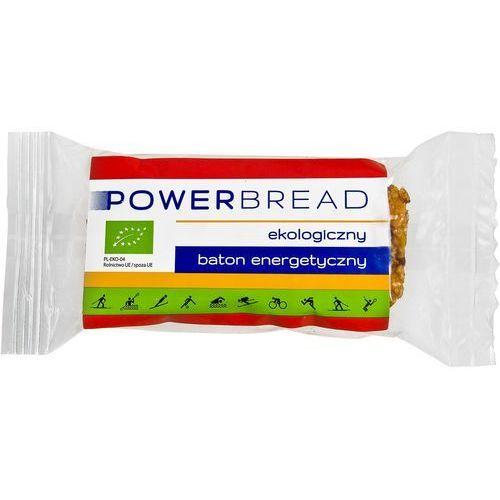 : baton energetyczny powerbread bio - 50 g marki Ekoprodukt