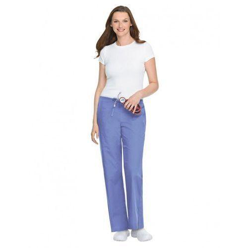 Damskie spodnie medyczne New Scrub Zone 83222 - ROYAL BLUE L (odzież medyczna)