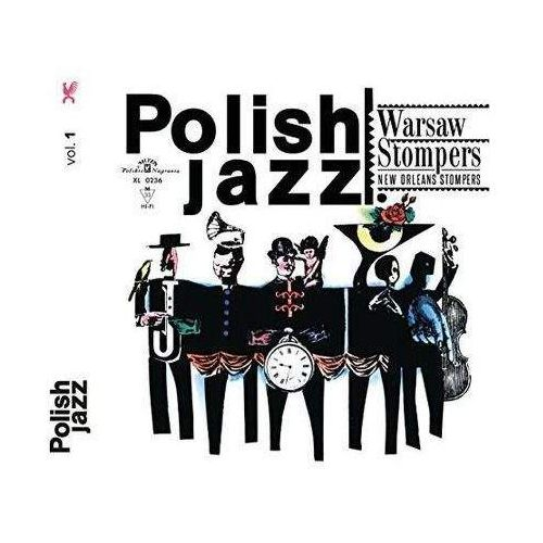 Warner music Warsaw stompers - new orleans stompers (polish jazz)