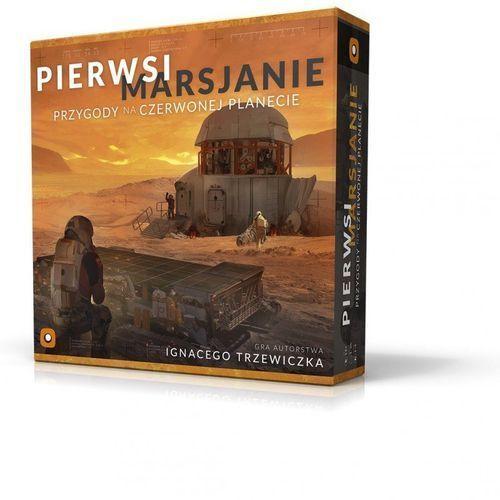 Portal games Gra pierwsi marsjanie przygoda na czerwonej planecie (5902560380286)