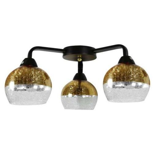 Candellux Plafon 98-57273 cromina gold ampla czarny + darmowy transport!