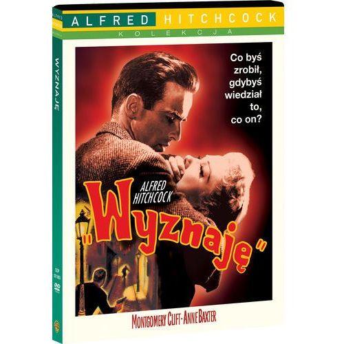 Wyznaję (Kolekcja Alfreda Hitchcocka) (Płyta DVD)