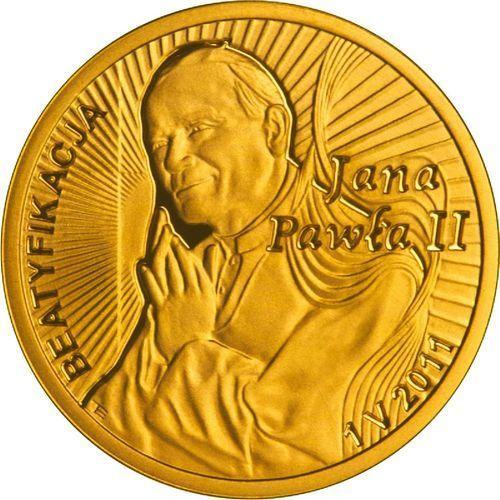 100 zł - Beatyfikacja Jana Pawła II - 2011