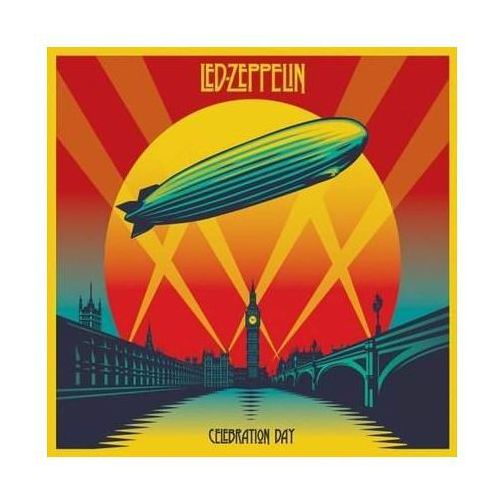 Led Zeppelin - Celebration Day (2CD + DVD + Blu-Ray / CD Box), 8122796881