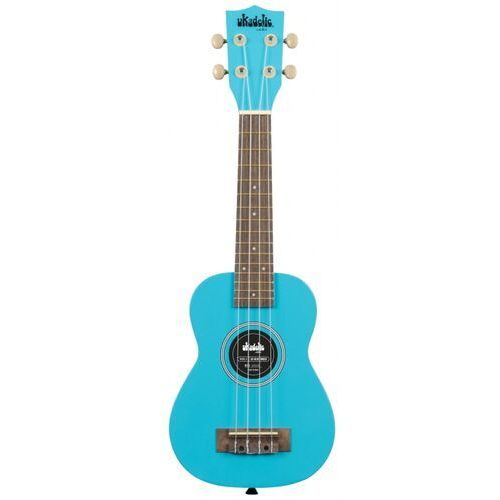 Kala Ukadelic Blue Yonder Soprano, ukulele sopranowe z pokrowcem