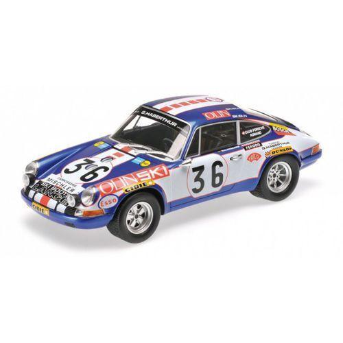 Porsche 911 S Ecurie Jean Sage #36 Waldegard/Cheneviere 24h Le Mans 1971, 5_579616