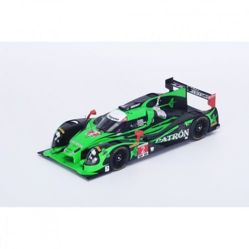 Spark Ligier js p2 hdp #2 s. sharp/j. van overbeek/ed brown/p. derani lmp2 winner daytona 24h 2016 - darmowa dostawa! (9580006460165)