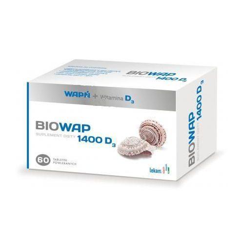 Biowap 1400 D3 60 tabl., produkt z kategorii- Leki na osteoporozę