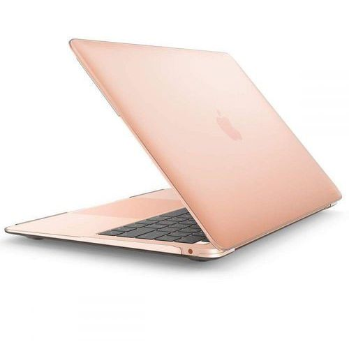 Supcase iblsn hardshell macbook air 13 2018/2019 frost clear
