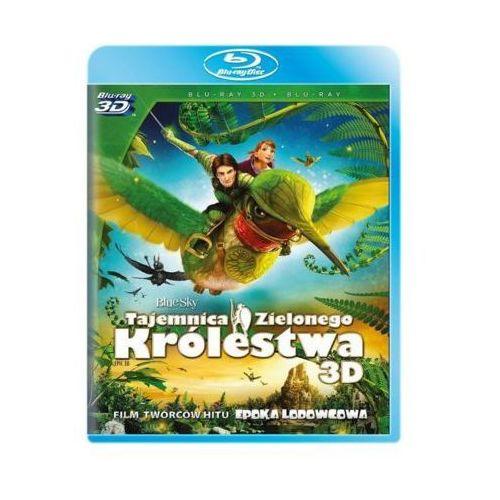 Tajemnica zielonego królestwa 3D (Blu-Ray) - Chris Wedge DARMOWA DOSTAWA KIOSK RUCHU (5903570069482)