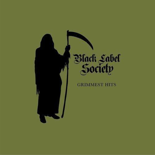Universal music Grimmest hits - black label society (płyta cd)