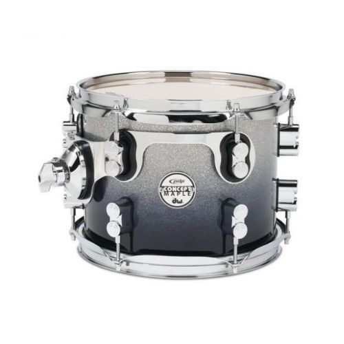 PDP (PD806228) Tom Tomy Silver to Black Sparkle Fade