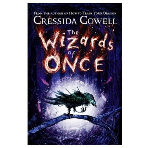 Wizards of Once, Cressida Cowellová