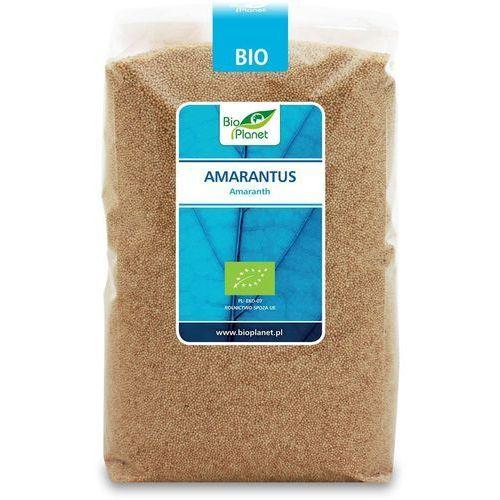 Bio planet Amarantus ziarno bio 1000g - (5907814662798)