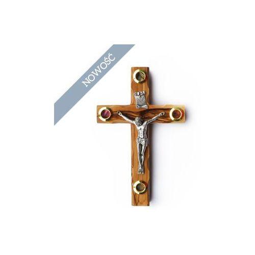 Krzyż wiszący z kapsułkami