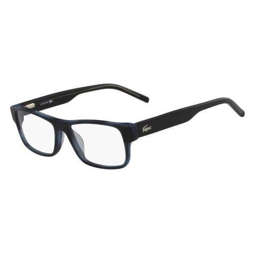 Okulary korekcyjne l2660 215 marki Lacoste