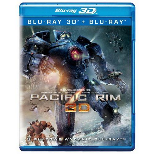 Galapagos films / warner bros. home video Pacific rim 3 - d
