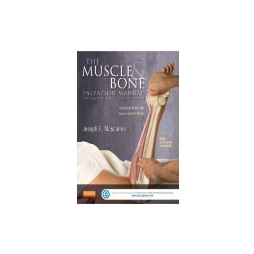 Muscle and Bone Palpation Manual with Trigger Points, Referral Patterns and Stretching, Joseph E. Muscolino