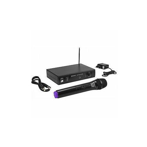 Omnitronic vhf-101 200.10mhz - bezprzewodowy system mikrofonowy (4026397644449)