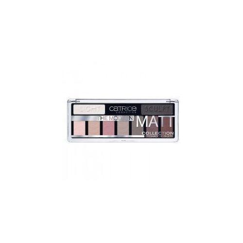 the modern matt collection eyeshadow palette, paleta cieni do powiek marki Catrice