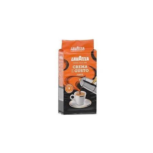 Luigi lavazza s.p.a. Lavazza crema e gusto forte - kawa mielona 250g / duża zawartość kofeiny