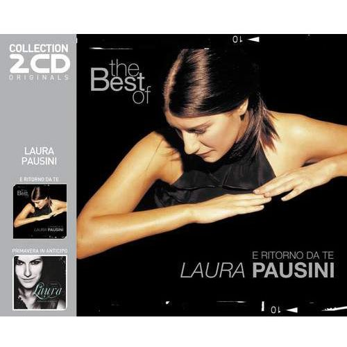 Laura pausini - best of,the/primavera in antic marki Warner music