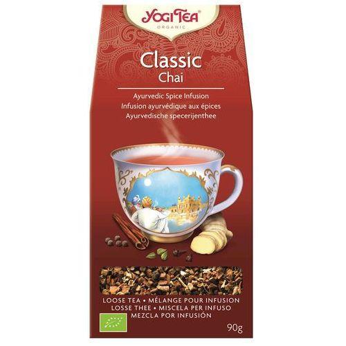 Yogi tea (herbatki) Herbatka klasyczna bio 90 g - yogi tea (4012824529267)