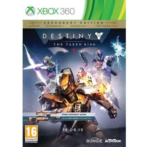 Destiny The Taken King (Xbox 360)