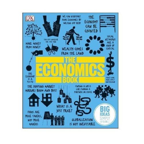 Economics Book, oprawa twarda