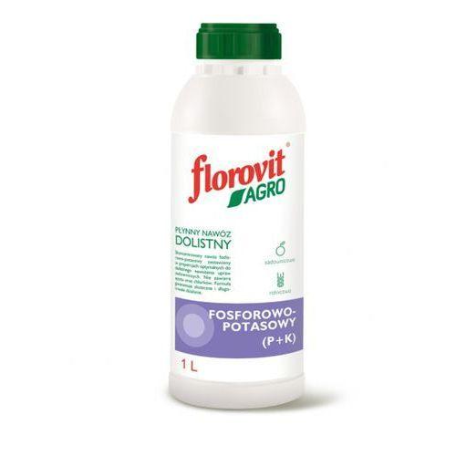 Incoveritas Florovit agro płynny nawóz dolistny fosforowo-potasowy (p+k) 1l