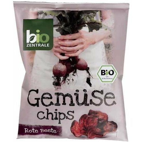 Chipsy z Buraków b/g 90g - Bio Zentrale EKO (4005009103383)