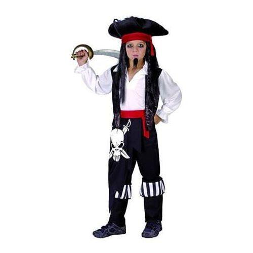 Przebranie dla chłopca Pasiasty Pirat Jack