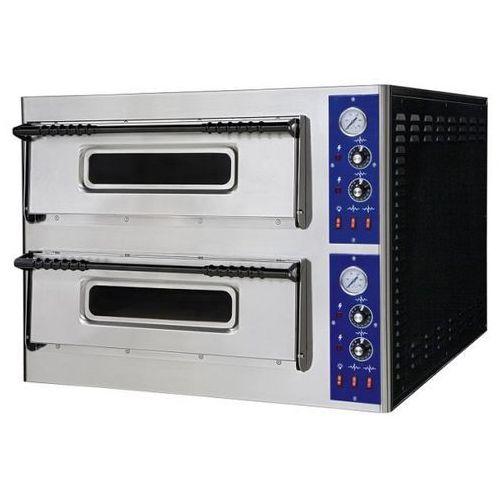 Oferta Piec do pizzy Hendi Kitchen Line 44 (2 poziomowy) + podstawa pod piec + mieszalnik do ciasta Hendi 400V
