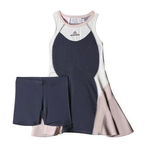 Sukienka tenisowa adidas Stella McCartney Barricade Dress Junior AA4599 (sukienka dziecięca)